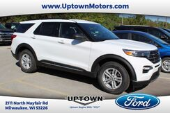 2020_Ford_Explorer_XLT 4WD_ Milwaukee and Slinger WI