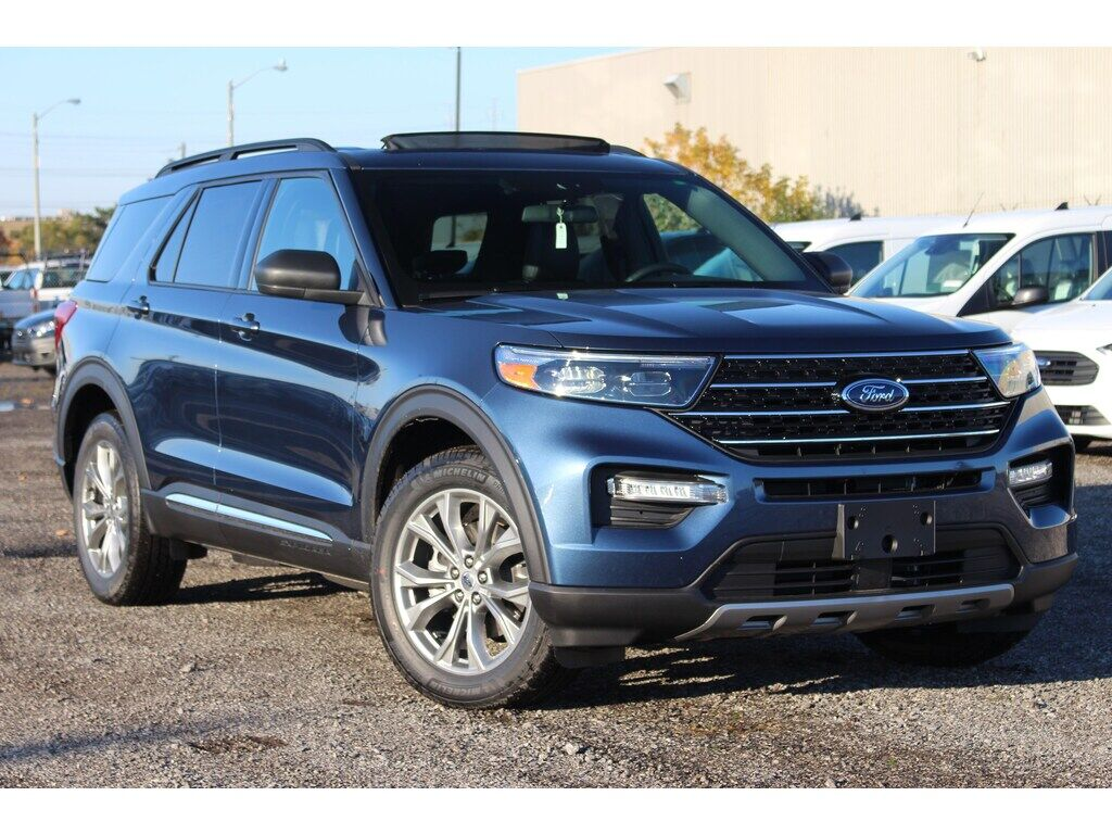 2020 Ford Explorer XLT 4WD Scarborough ON