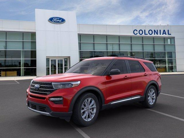 2020 Ford Explorer XLT 4WD Plymouth MA