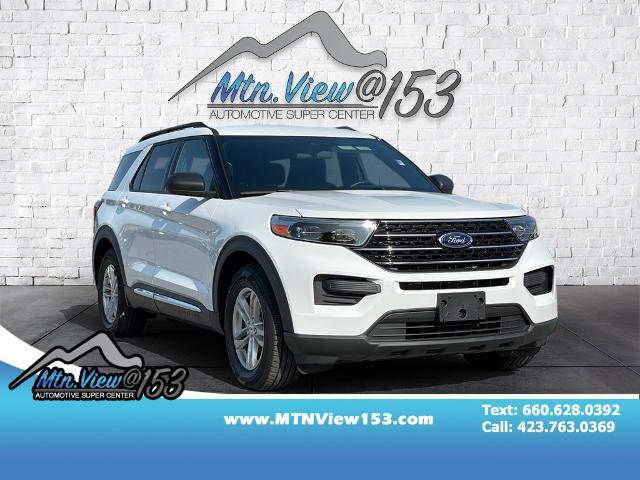 2020 Ford Explorer XLT Chattanooga TN