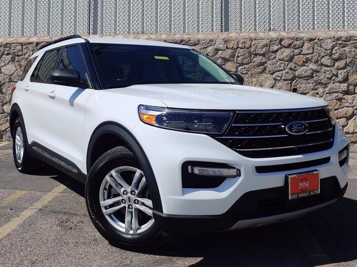 2020 Ford Explorer XLT El Paso TX