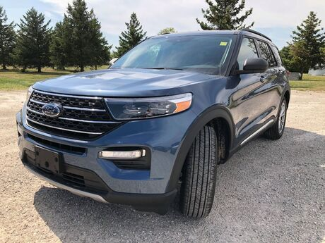 2020 Ford Explorer XLT Essex ON
