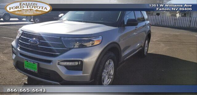 2020 Ford Explorer XLT Fallon NV