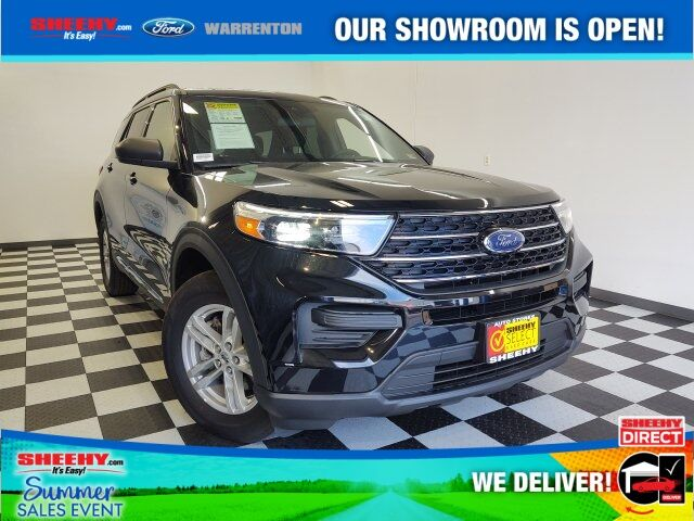 2020 Ford Explorer XLT Warrenton VA
