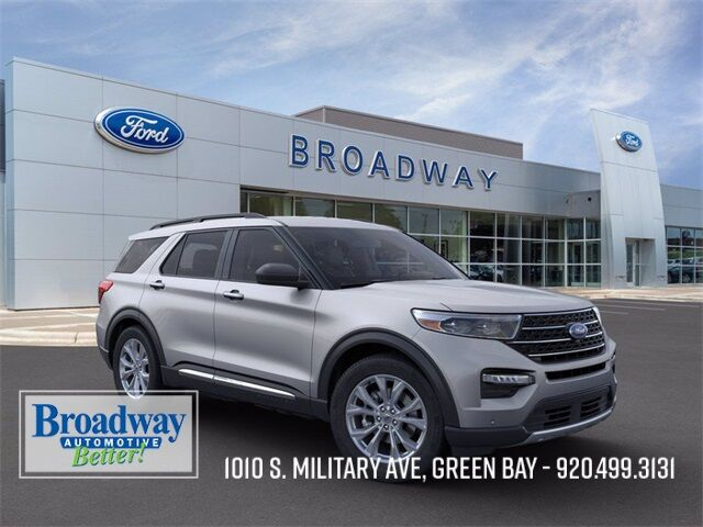 2020 Ford Explorer XLT Green Bay WI