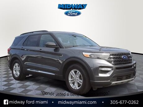 2020 Ford Explorer XLT Miami FL