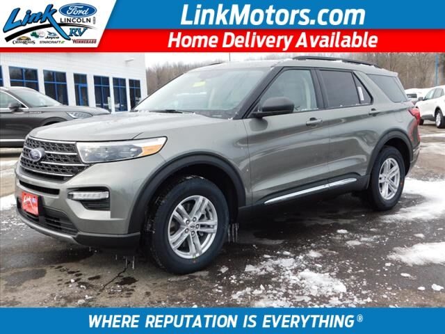 2020 Ford Explorer XLT Rice Lake WI