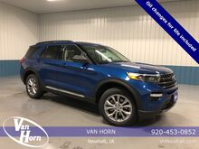 2020_Ford_Explorer_XLT_ Newhall IA