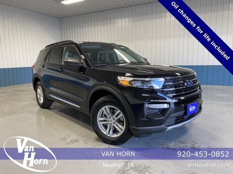 2020 Ford Explorer XLT Newhall IA