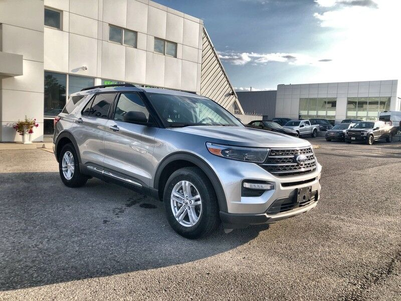 2020 Ford Explorer XLT Mono ON