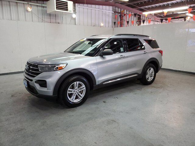 2020 Ford Explorer XLT Oroville CA