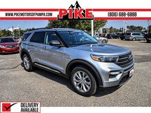 2020_Ford_Explorer_XLT_ Pampa TX
