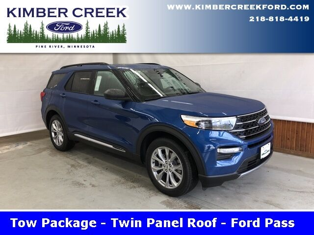 2020 Ford Explorer XLT Pine River MN