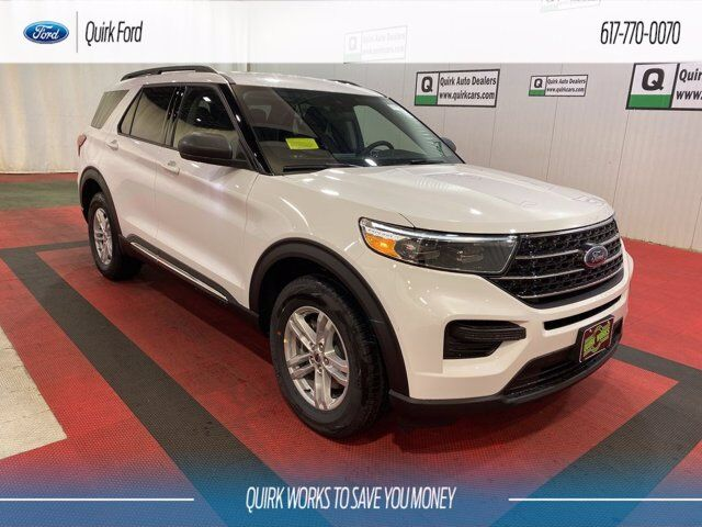 2020 Ford Explorer XLT Quincy MA