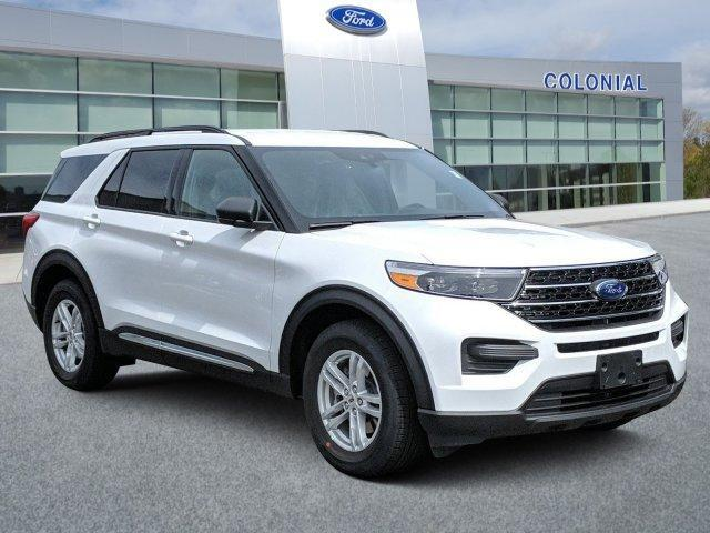 2020 Ford Explorer XLT RWD Plymouth MA