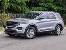 2020_Ford_Explorer_XLT_ Raleigh NC