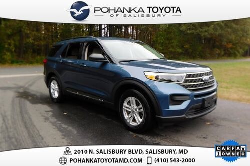 2020_Ford_Explorer_XLT_ Salisbury MD