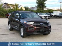 2020 Ford Explorer XLT South Burlington VT