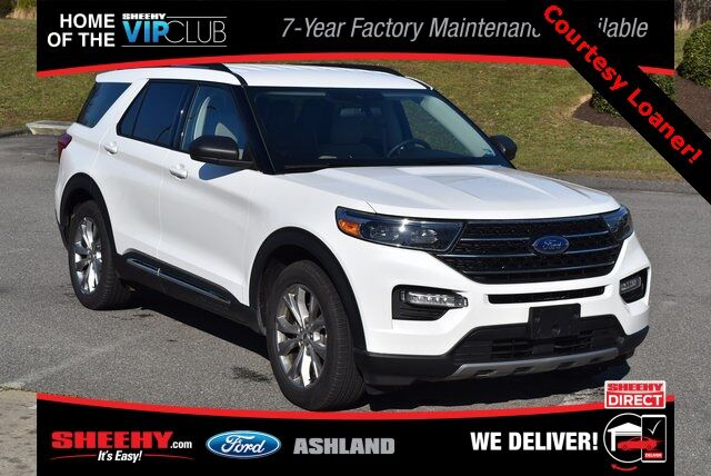 2020 Ford Explorer XLT Ashland VA