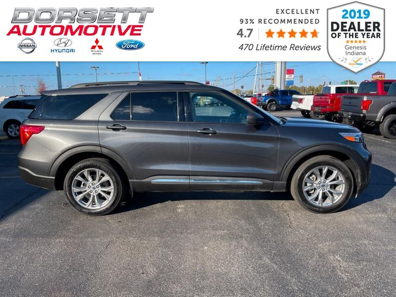 2020 Ford Explorer XLT Marshall IL