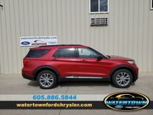 2020_Ford_Explorer_XLT_ Watertown SD