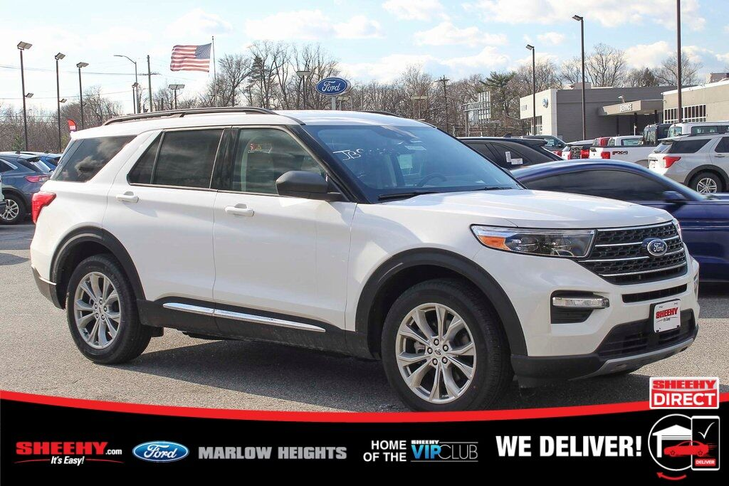 2020 Ford Explorer XLT Suitland MD