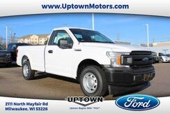 2020_Ford_F-150_2WD XL Reg Cab_ Milwaukee and Slinger WI