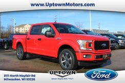 2020_Ford_F-150_4WD XL SuperCrew_ Milwaukee and Slinger WI