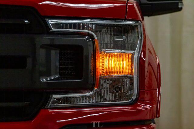 2020 Ford F-150 4x4 Super Crew XLT FX4 Nav BCam Red Deer AB