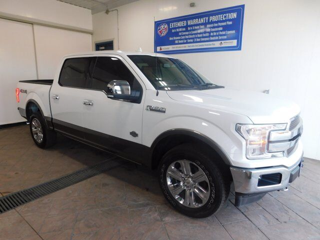 2020 Ford F-150 KING-RANCH LEAHTER NAVI SUNROOF S/CREW Listowel ON