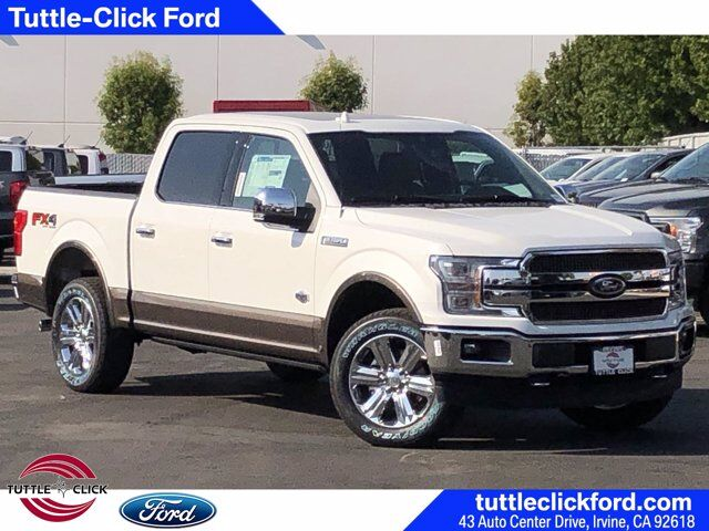 2020 Ford F-150 King Ranch Irvine CA