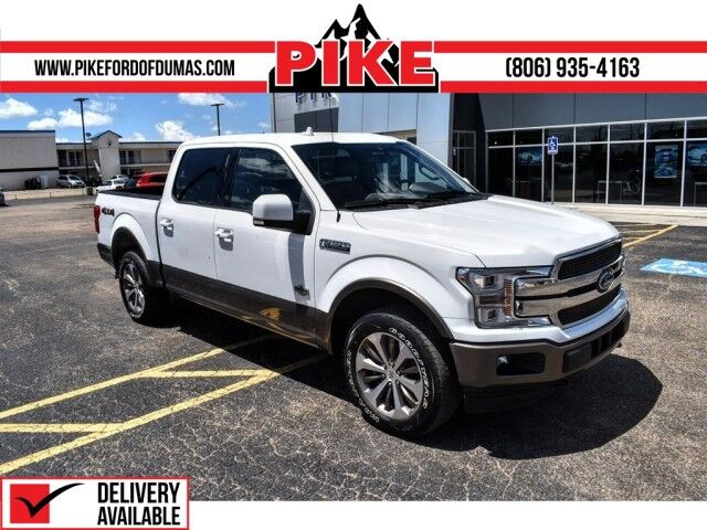 2020 Ford F-150 King Ranch Pampa TX