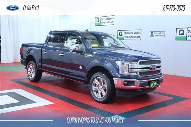 2020 Ford F-150 King Ranch Quincy MA