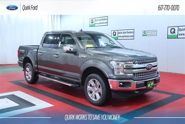 2020 Ford F-150 LARIAT Quincy MA