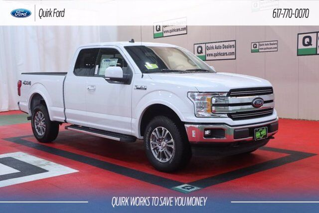 AT RECEIVING LOT AT RECEIVING LOT 2020 Ford F-150 LARIAT Quincy MA