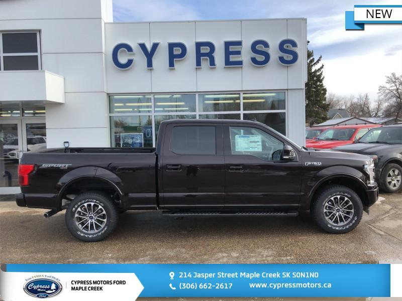 2020 Ford F-150 Lariat  - $422 B/W Maple Creek SK