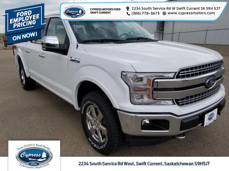 2020 Ford F-150 Lariat  - $431 B/W Swift Current SK