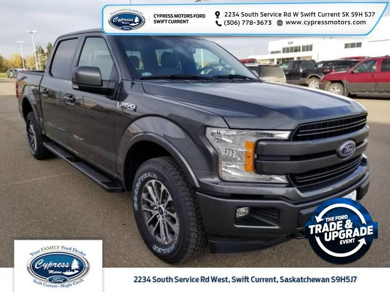 2020 Ford F-150 Lariat  - Navigation - Sunroof - $393 B/W Swift Current SK