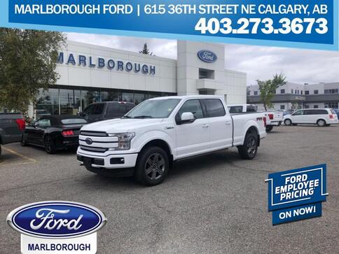 2020_Ford_F-150_Lariat_ Calgary AB