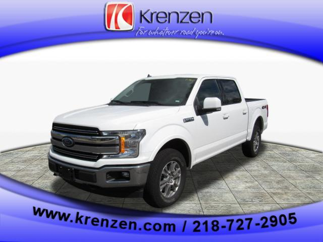 2020 Ford F-150 Lariat Duluth MN