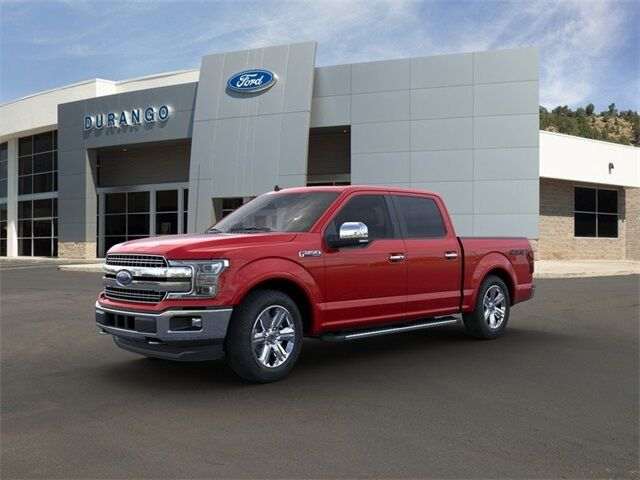 2020 Ford F-150 Lariat Durango CO