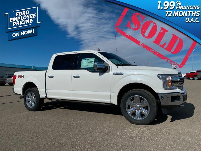 2020_Ford_F-150_Lariat_ High River AB