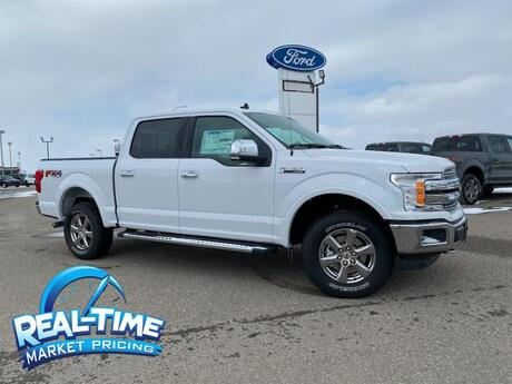 2020 Ford F-150 Lariat High River AB