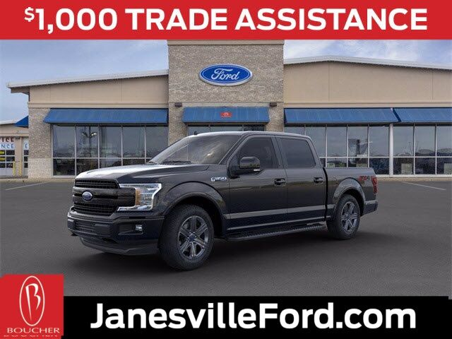 2020 Ford F-150 Lariat Janesville WI
