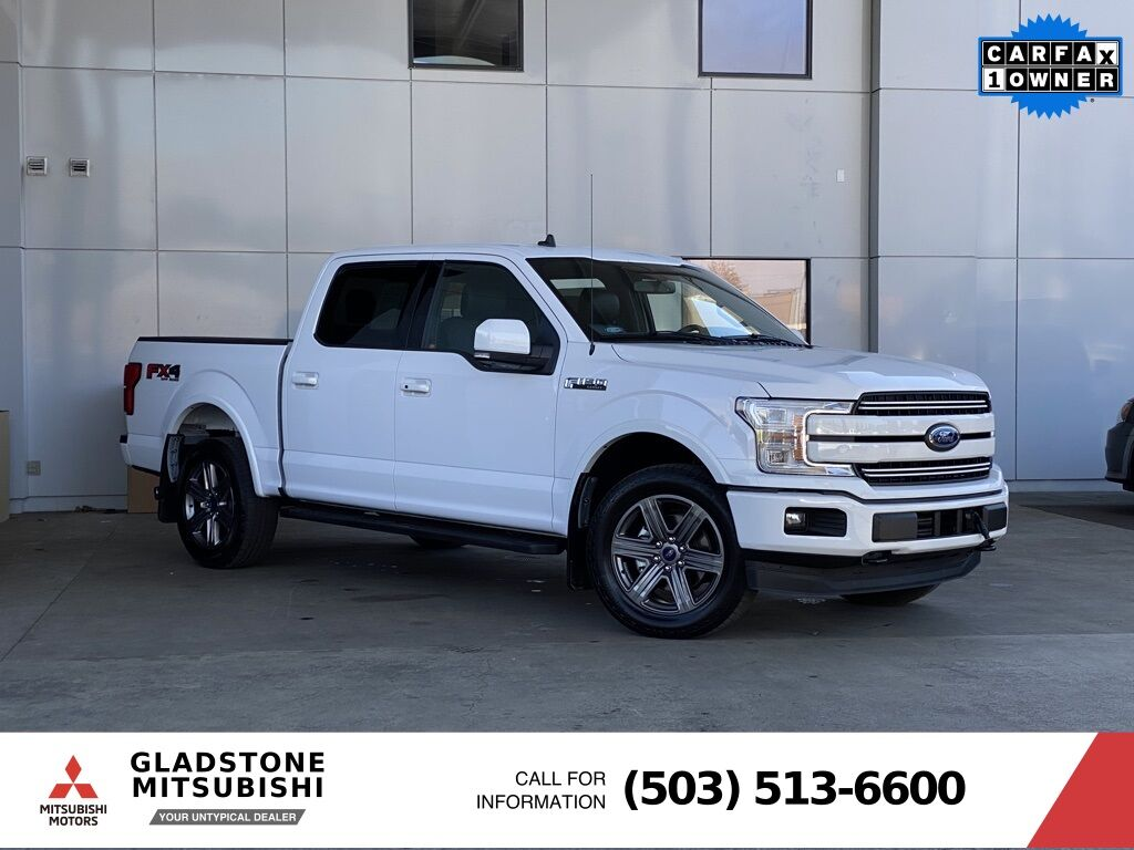 2020 Ford F-150 Lariat Milwaukie OR