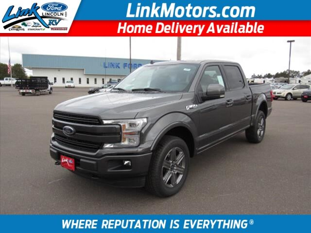 2020 Ford F-150 Lariat Minong WI
