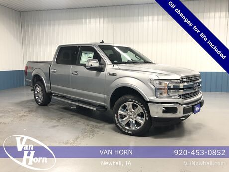 2020 Ford F-150 Lariat Newhall IA
