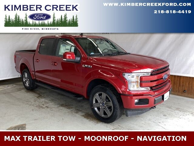 2020 Ford F-150 Lariat Pine River MN