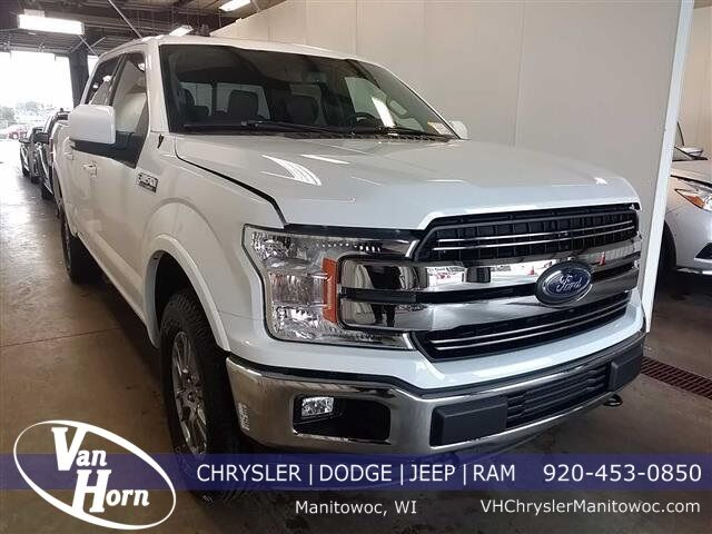 2020 Ford F-150 Lariat Plymouth WI