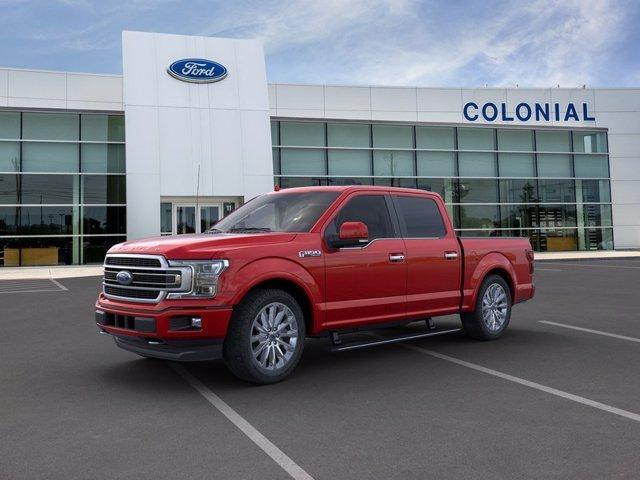 2020 Ford F-150 Limited 4WD SuperCrew 5.5' Box Marlborough MA